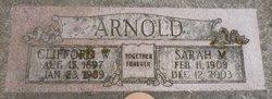Sarah Magdeline <i>Standley</i> Arnold