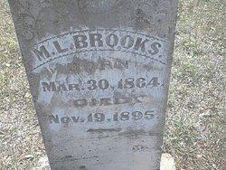 M.L. Brooks