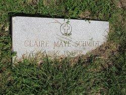 Claire Maye <i>Parsons</i> Schmidt