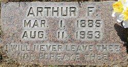 Arthur F Gehrke