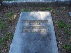 William Colon Colon Hicks