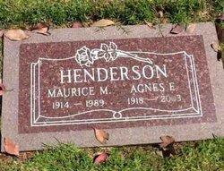 Maurice Monroe Henderson