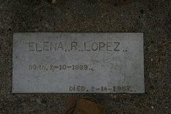 Elena R. Lopez