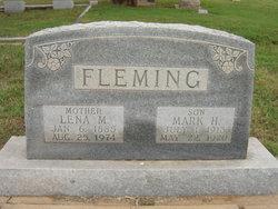Lena Maude <i>Knight</i> Fleming