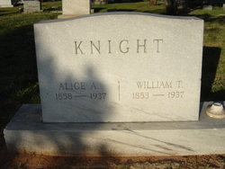 William Thomas Tossie Knight