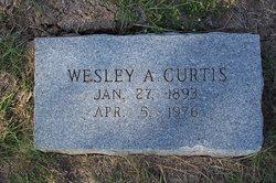Wesley Alford Curtis