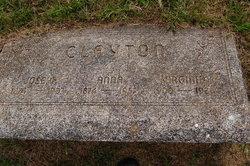 Joseph Elisha Clayton