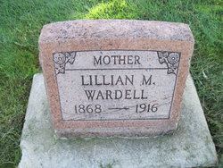 Lillian M Wardell