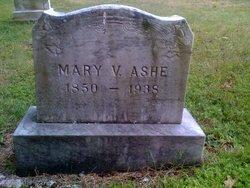Mary V <i>Bickford</i> Ash