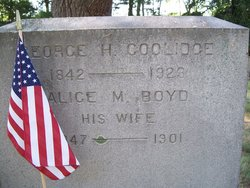 Alice <i>Boyd</i> Coolidge
