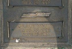 Grace <i>White</i> Brown
