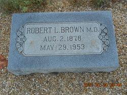 Dr Robert Lucian Brown