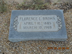 Florence L Brown