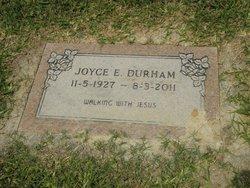 Joyce Esthese <i>Jones</i> Durham