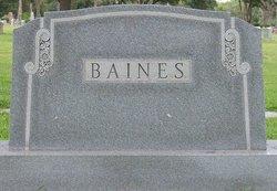 Alberta <i>Williams</i> Baines