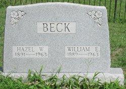 Hazel <i>Wesner</i> Beck