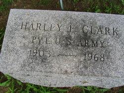 Harley E Clark