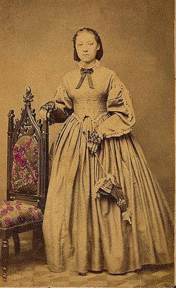 Mary Elizabeth <i>Walter</i> Carges