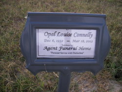 Opal Louise <i>Bean</i> Connelly