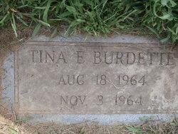 Tina Elizabeth Burdette