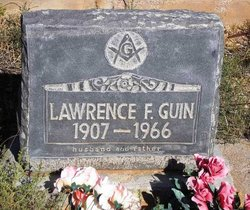 Lawrence F. Red Guin