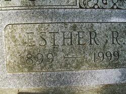 Esther Ruth <i>Collyer</i> Davis
