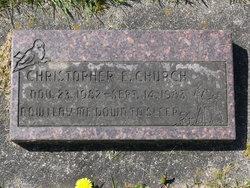 Christopher E Church