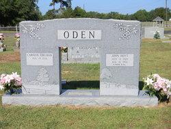 John Hoyt Oden