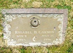 Rosabel Bridgett <i>DeLora</i> Carmin
