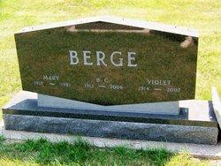 Mary Berge