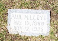 Paul McLelland Lloyd