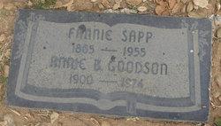 Annie B. Goodson