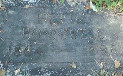 Annette Nettie <i>Green</i> Bonniwell