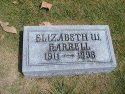 Elizabeth <i>Wilson</i> Harrell
