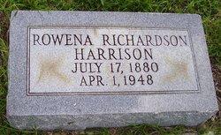 Rowena <i>Richardson</i> Harrison