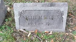 Nellie M. <i>Vollmer</i> Becker