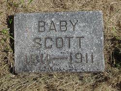 Baby Boy Scott