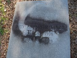 John Thomas McKenzie