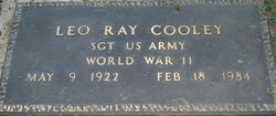 Leo Ray Cooley