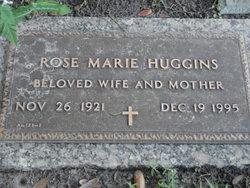 Rose Marie <i>Lawson</i> Huggins