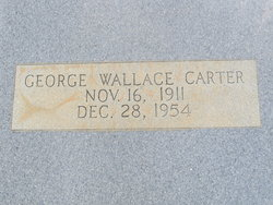 George Wallace Carter