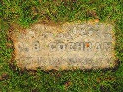 Obediah Josiah Cochran