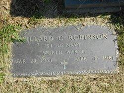 Willard Clayton Robinson