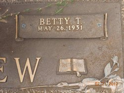 Betty Elaine <i>Torrence</i> Mayhew