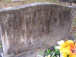 Mary Green Mollie <i>Marchman</i> Harman