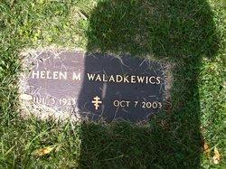 Helen <i>Moldovan</i> Waladkewics