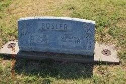 Charles E Bosler