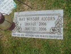 Max Winsor Alcorn