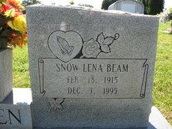 Snow Lena <i>Beam</i> Allen