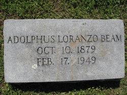 Aldophus Loranzo Beam